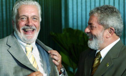 Fachin envia investigação sobre Lula e Jaques Wagner para o TRF-1